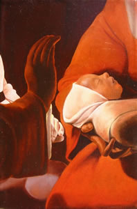 Georges de La Tour -  New born